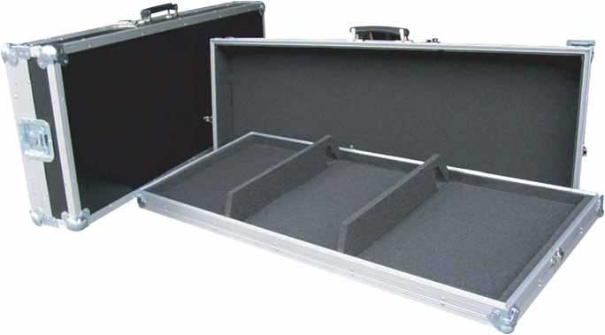 RCH DJC-09 Flight Case 99 cm. per pedalini e/o accessori