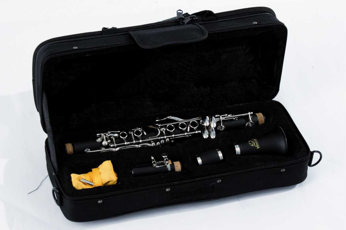 Soundsation Clarinetto Mib 17 Chiavi