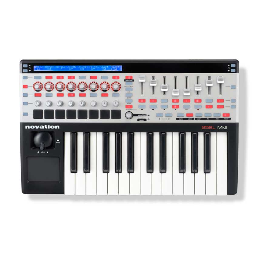 Novation ReMOTE SL 25 MKII - 25 tasti