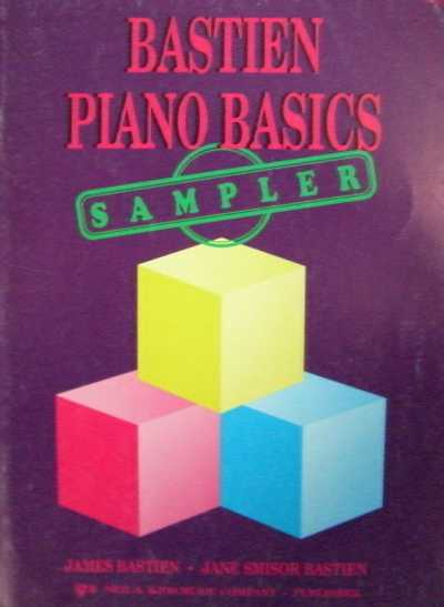 Bastien Piano Basics Sampler