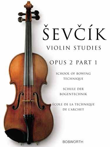 SEVCIK - Studi OP. 1 Volume 1 (Bosworth)