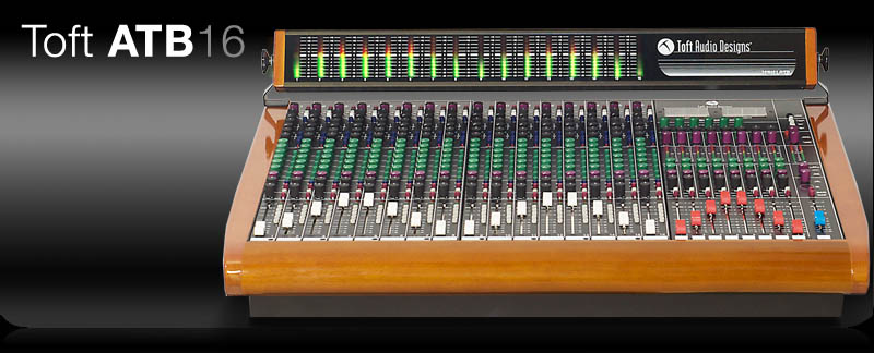 Toft Audio Designs ATB-16