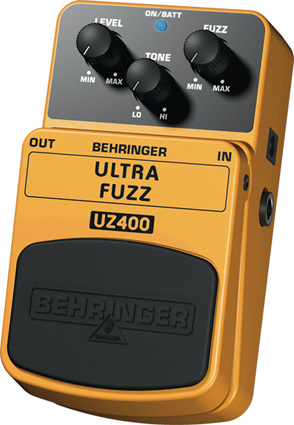Behringer UZ400 - Distorsion - OCCASIONE/USATO