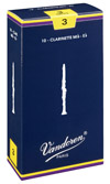 Vandoren Traditional Ance Clarinetto Sib