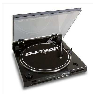 DJ Tech Vinyl USB 1