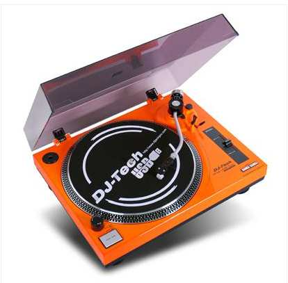 DJ Tech Vinyl USB 5 MKII