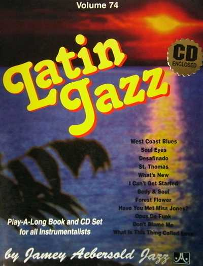 AA.VV - Latin Jazz volume 74