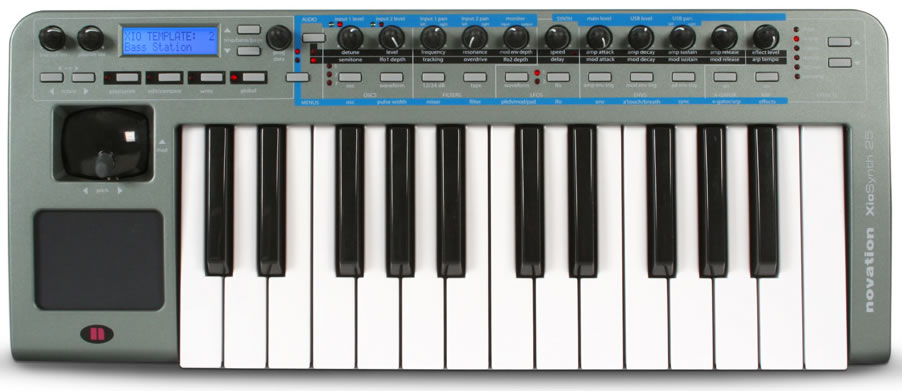 Novation XioSynth 25 - 25 tasti