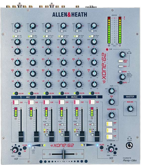 Allen&Heat XONE:62