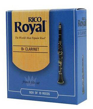 Rico Royal - Ance per Clarinetto Sib