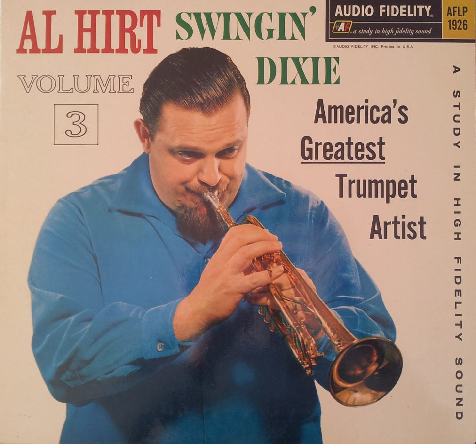 Al Hirt ‎– Swingin' Dixie Volume 3 (LP/Vinile 33 giri)