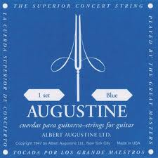 Augustine BLUE corde per classica Heavy Tension