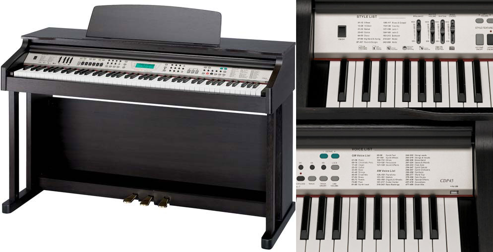 Orla CDP45 Pianoforte Digitale