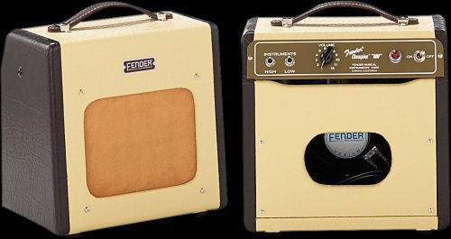 Fender - Amplificatore per Chitarra Champion 600 EX DEMO