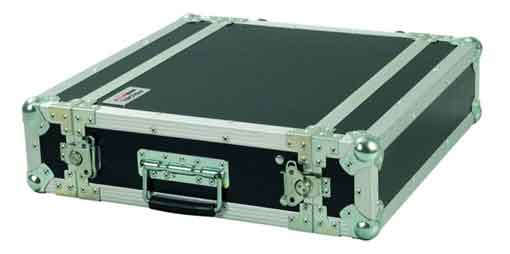 Proel CR102BLKM Flight Case 2U