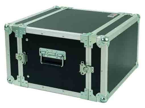 Proel CR106BLKM Flight Case 6U