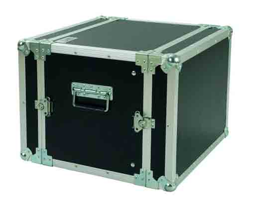 Proel CR108BLKM Flight Case 8U