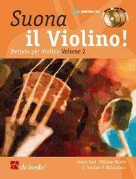 East Morris Richardson - Suona il violino Volume 2