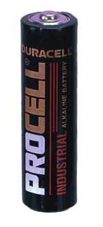 Duracell Procell 1.5V AA Batteria - 10 pezzi