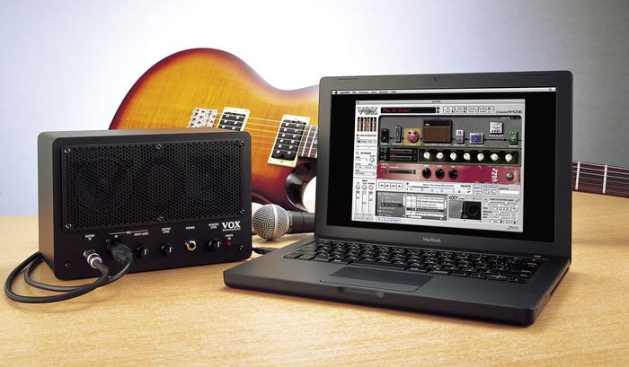 Vox Jamvox - Scheda Audio con Amplificatore Integrato