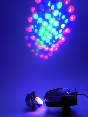 Scanner DJ Discoteca Eurolite Led Pd-1 Flower Effect