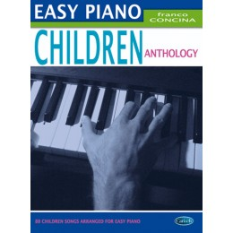 Concina - Easy Piano Children Anthology