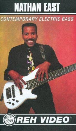 Nathan East - Contemporary Electric Bass / videocassetta VHS