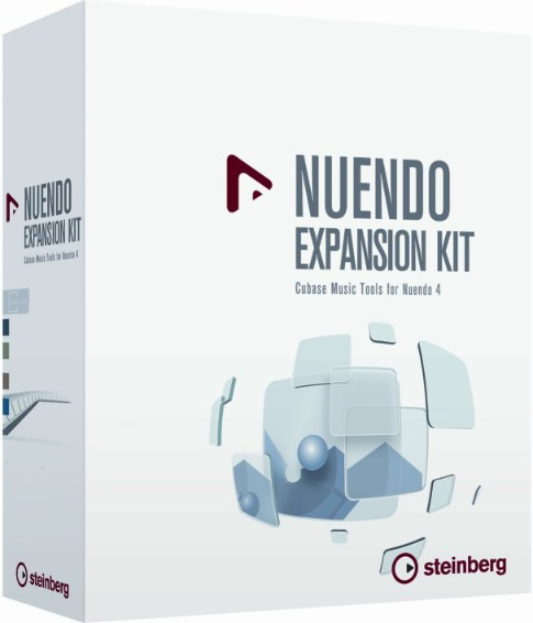 Steinberg Nuendo 4 Expansion Kit