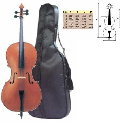 Octon Violoncello