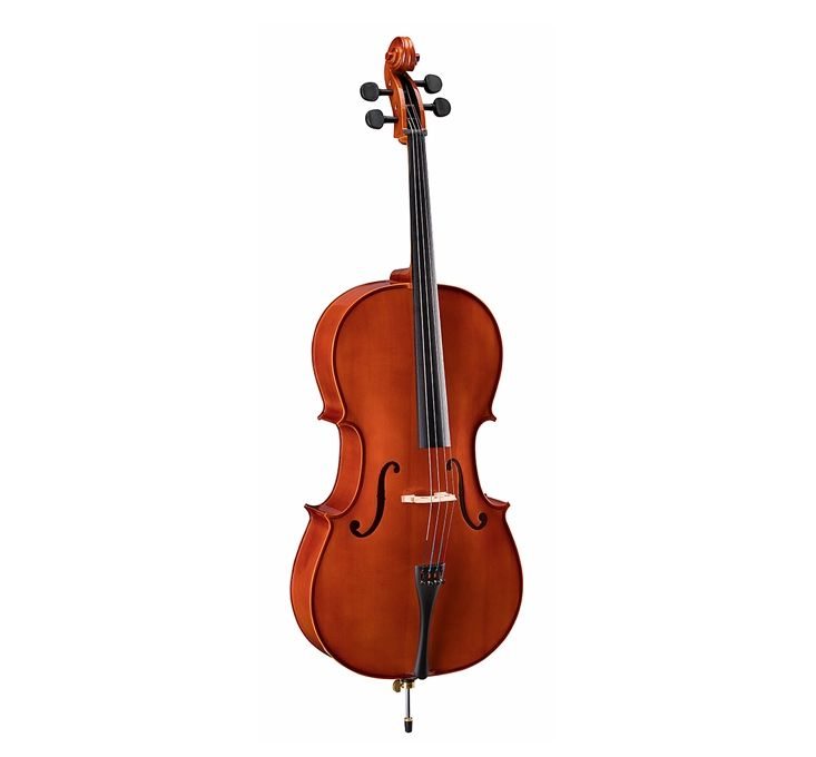 Violoncello 3/4 con tavola in abete massello Soundsation VSCE-34