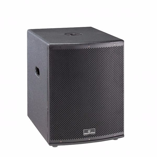 Soundsation HYPER BASS 15A subwoofer amplificato 1200W