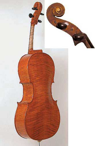 Stentor VC3000 Violoncello 4/4 Messina