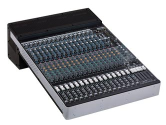 Mixer con interfaccia Firewire