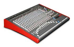 Mixer con interfaccia USB